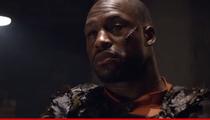 NFL Star Vernon Davis -- Call Me 'Captain Torpedo ... I'm an Actor Now!