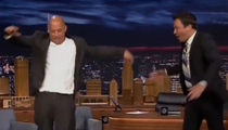 Hilarious Video: Vin Diesel Breakdances With Jimmy Fallon!