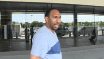 Stephen A. Smith -- I Accept ESPN Suspension ... 'It Was My Mistake'