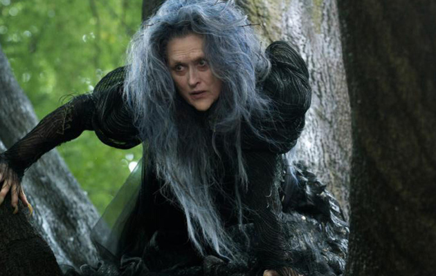 "New Trailer Alert! See Teasers for ""Into the Woods,"" ""Interstellar"" and ""SpongeBob"""