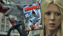 Tara Reid -- 'Sharknado 2' Was Cool, But 3 Is Gonna Be ...