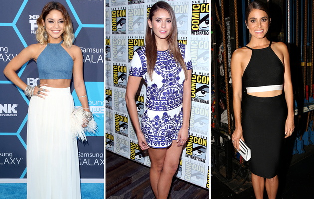 Vanessa, Nina & More -- See The Best Dressed Stars of the Week!