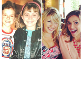 "See ""Full House"" Star Jodie Sweetin with ""Step By Step"" Star!"