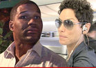 Michael Strahan -- Blindsided by Timing of Break Up An