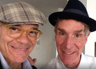 'Star Trek: Voyager' Actor Robert Picardo -- My Ex Claims I'm Banging Bill Nye