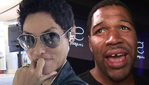 Michael Strahan and Nicole Murphy -- Breakup Announcement Triggered by 'Proof' of Other Woman