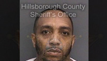 Reche Caldwell -- Ex NFLer Busted for Marijuana Possession