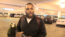 Anthony Anderson -- Only True Pros Can Golf Off My Penis!!