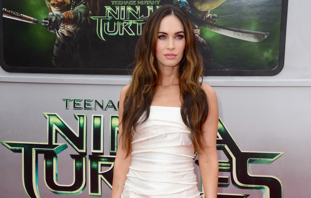 Megan Fox Reveals Best Film Kiss -- And It Might Surprise You!