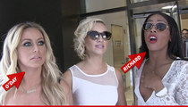 Danity Kane -- Cops Investigating Violent Studio Catfight