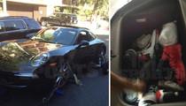 Michael Beasley -- Rental Porsche 911 Gets Repo'd