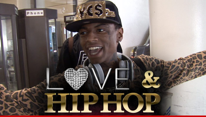 Soulja Boy Love and Hip Hop LA