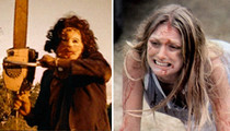 'Texas Chainsaw Massacre' -- Original Leatherface: I Saw Marilyn's Health Deteriorate