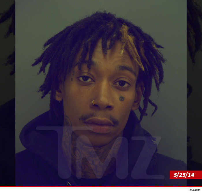Wiz Khalifa Arrest Warrant
