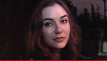 Porn Star Sasha Grey -- My Abusive Ex Claimed He Was a DIA Spy!