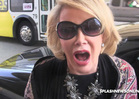 Joan Rivers -- Palestinian Civilians 'Deserve to Be Dead' ... They Started It