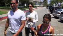 Nicole Murphy -- Michael Strahan and I Will Always Be Friends