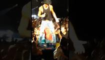 Tim McGraw SETTLES Bitch Slap with Bitch Slapee