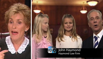 Judge Judy Wins One for the Girls In Lawsuit against Lawyer