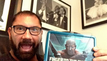 'Guardians of the Galaxy' Star Dave Bautista -- Drax the Lunch Box Destroyer