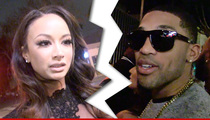 Draya Michele -- Punts Cowboys BF Orlando Scandrick ... Blames Him