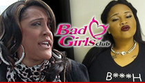 'Bad Girls Club' --  Star Accused Of Savage Bite Attack (PHOTO)