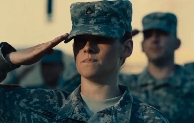 "Kristen Stewart Plays Torn War Soldier in ""Camp X-Ray"" -- See The Trailer"