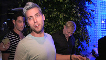 Lance Bass -- Can't Wait for the Gay Games ... Now What Are They Exactly?