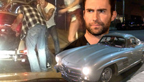 Adam Levine -- Marooned with Gas Issues
