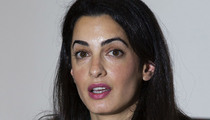 George Clooney's Fiancee Amal Alamuddin -- TURNS DOWN U.N. Gaza Commission