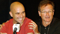 Robin Williams Death -- Andre Agassi Mourns Loss Of True Friend