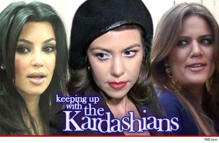 Keeping Up With The Kardashians Robbery