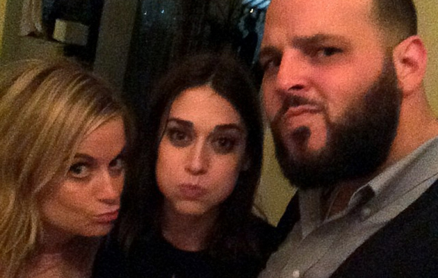 "Another ""Mean Girls"" Reunion -- Who Did Amy Poehler Hang Out With!?"