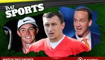 TMZ Sports Show: Rory McIlroy Says Ditching Fiance Caroline Wozniacki Made Him #1 At Golf