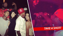 Kylie Jenner -- Almost Barely Legal Birthday Bash! Booze Included