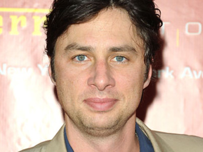 Zach Braff -- From 'Scrubs' to the Stage!