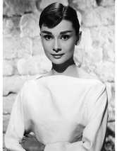 Audrey Hepburn's Granddaughter Cov