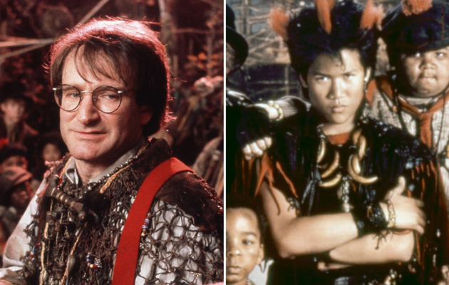 """Hook"" Star Dante Basco Pens Heartfelt Letter in Memory of Robin Williams"