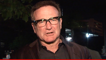 Robin Williams -- Suicide By Hanging -- No Note