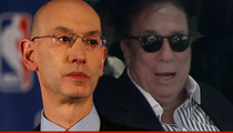 Donald Sterling Sued by NBA -- We'll Make YOU Pay for Fighting Clippers Sale