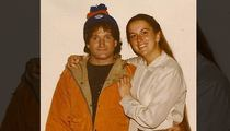 Robin Williams -- First and BEST Male Broncos Cheerleader