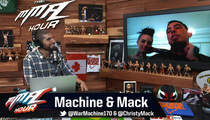 War Machine -- Joked About Killing Christy Mack (Video)
