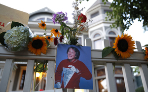 Robin Williams Memoriam Photos