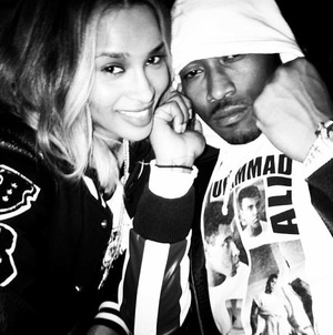 Future & Ciara -- Before The Split!