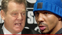 Boxer Andre Ward's Promoter -- I Didn't Steal a Dime ... But I'll Take $10 MILLION for His Lies