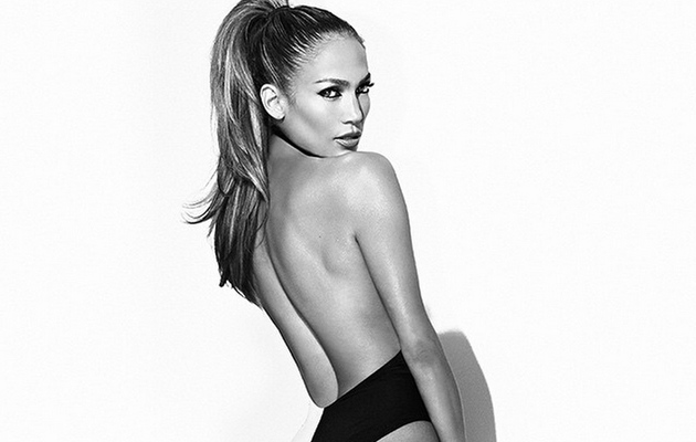 """Jennifer Lopez Shows Off Her """"Booty From the Block"""" on New Single Cover"""