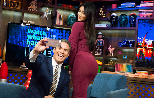 Kim Kardashian Takes Butt Selfie, Talks Bey & Jay Split Rumors & Relationship…