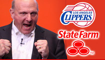 Los Angeles Clippers -- State Farm Is Back On Board ... Now That Donald Sterling's Gone