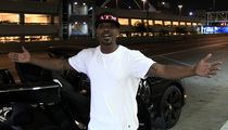 Ray J -- Cops Who Took My Pic Did NOTHING Wrong
