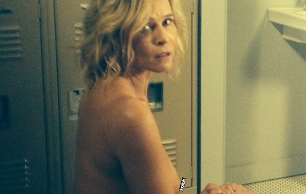 Chelsea Handler Goes Naked, Pokes Fun At The Kardashians!